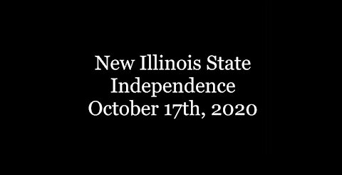 New Illinois to Declare Independence
