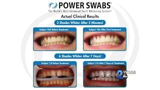 Power Swabs - July 23, 2021