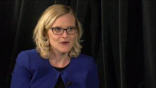 State Treasurer Sarah Godlewski thinking about 2022 US Senate run