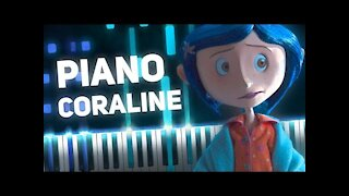 EXPLORATION - Coraline (Piano Tutorial)