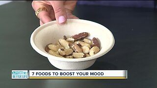 7 foods to boost your mood