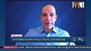 Experts Warn of Coronavirus Related Scams Targeting Oklahomans