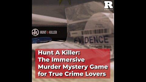 Hunt A Killer: The Immersive Murder Mystery Game for True Crime Lovers