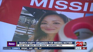 Search party organized for missing San Diego mother