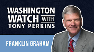 Franklin Graham Shares How Samaritan's Purse is Responding to Hurricane Ida