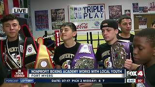 Fort Myers nonprofit boxing academy