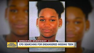 CPD searching for missing teen