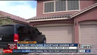 Las Vegas housing shortage easing up but prices remain high