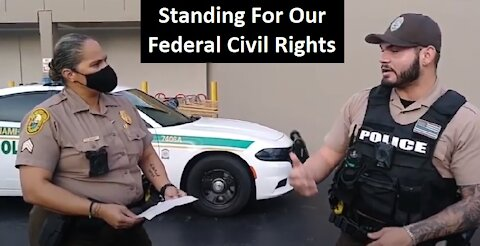 Guitar Center Lawsuit - Standing For Our Federal Civil Rights