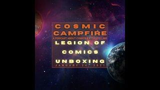 COMIC BOOK UNBOXING // MARK of LEGION OF COMICS