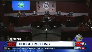 Kern County Board of Supervisors kick off budget hearings