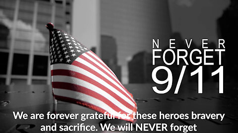Remembering Our First Responders