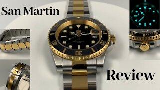 The Best Diver on AliExpress? San Martin SN0017-G V3