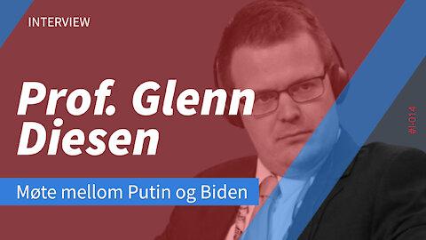 Interview: Møtet mellom Putin og Biden - hva skjer nå ?