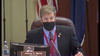 Loudoun County Board Member BLASTS His Own School Board