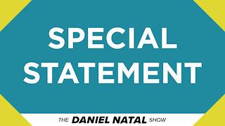 Special Statement