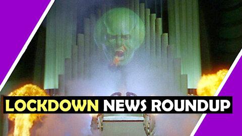 Lockdown News Roundup / The Great And Powerful / Hugo Talks #lockdown