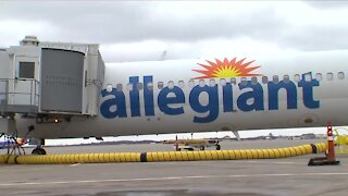 Allegiant Air ending operations at Cleveland Hopkins International airport