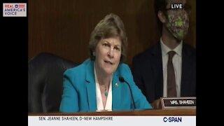 Highlight reel from the Senate hearing with Antony Blinken