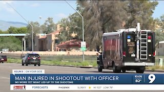 Tucson Police investigate officer-involved shooting near 29th, Swan