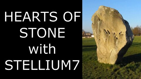 BIO-GEOLOGY ❤ HEARTS OF STONE with Stellium7