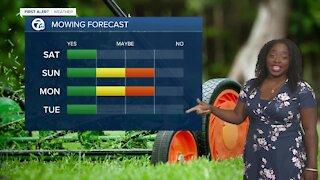 7 First Alert Forecast 15 p.m. Update, Friday, September 3