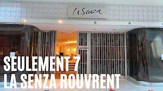 La Senza fermera plus de 30 % de ses boutiques et seulement 7 ont rouvert au Québec