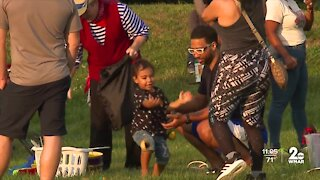 Baltimore County National Night out events bridge gap between community and police
