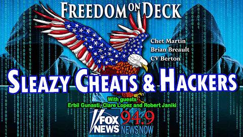 Sleazy Cheats & Hackers