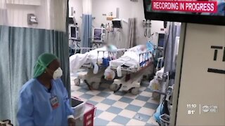 Florida reaches COVID-19 hospitalization record