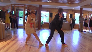 Mom And Son Had All The Guests On Their Feet During This Epic Wedding Dance