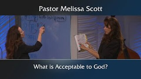 Leviticus 10:1-13 What is Acceptable to God?
