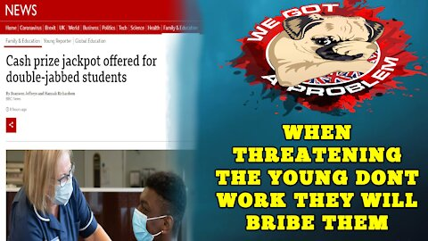 Sussex University Offers £5000 Bribes For 10 Students Who Prove They Got The Jab