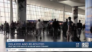 Delayed and re-routed: LJK Team helps woman get airline refund