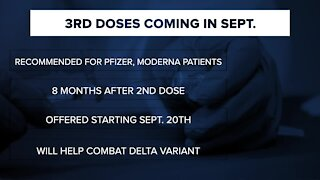 360 in-depth: COVID vaccine booster shots
