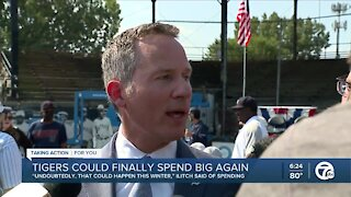 Chris Ilitch: Tigers spending 'could happen this winter'