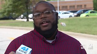 Parents, neighbors demand speed bumps and crosswalk near King Elementary