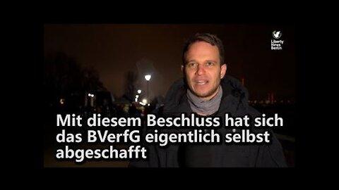 Rechtsanwalt Markus Haintz zum Bundesverfassungsgericht Urteil (Demo Verbot Bremen)