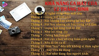 12 cung hoàng đạo tháng sinh ✌ | Fun Facts of Your love told by horoscope