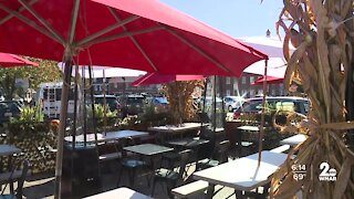 Annapolis ending expanded outdoor dining starting November 1