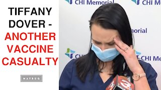 TIFFANY DOVER - Another Vaccine Casualty