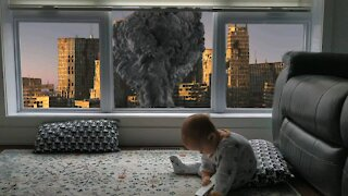 Window Remote Control: Nuclear explosion