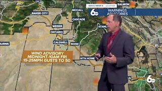 Scott Dorval's Idaho News 6 Forecast - Thursday 8/5/21