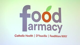 D'Youville College pioneers new type of food mission to help WNY hungry