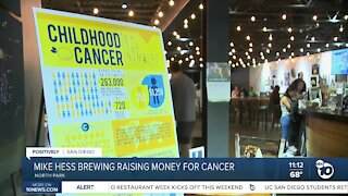 Mike Hess Brewing Co. raising money for pediatric cancer research