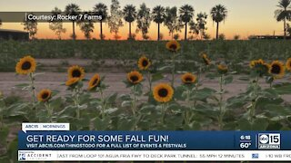 Fall fun in the Valley this weekend