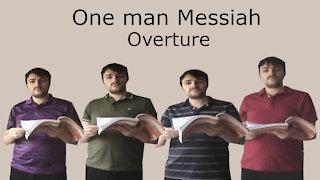 One man Messiah - Overture - Handel