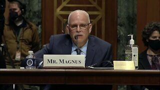 Full Hearing: Senate considers TPD Chief's nomination to lead CBP