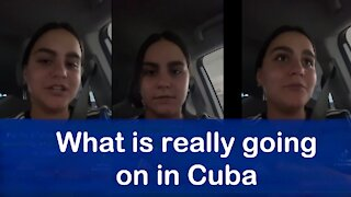 2021 JUL 14 What is really going on in Cuba are you feeling this Young Cuban