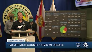 Palm Beach County hospital bed shortage 'very concerning' during COVID-19 pandemic, leaders say